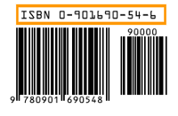 isbn on textbook